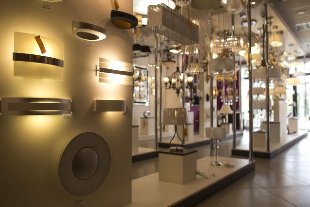 Wnętrze naszego sklepu urzeka mnogością asortymentu umieszczonego w ciekawych aranżacjach